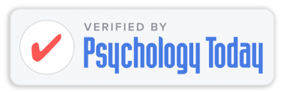 Verified by Psychology Today badge