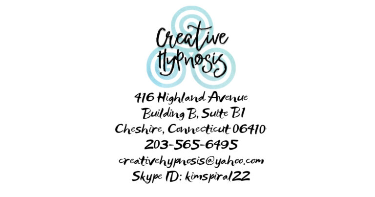 Contact Creative Hypnosis Group