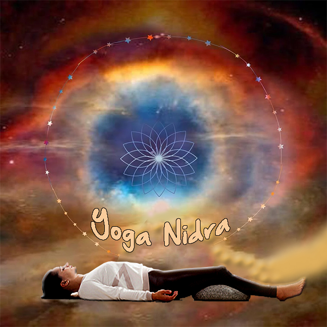 Yoga Nidra is for mental relaxation and for preparing the mind for yogic discipline.