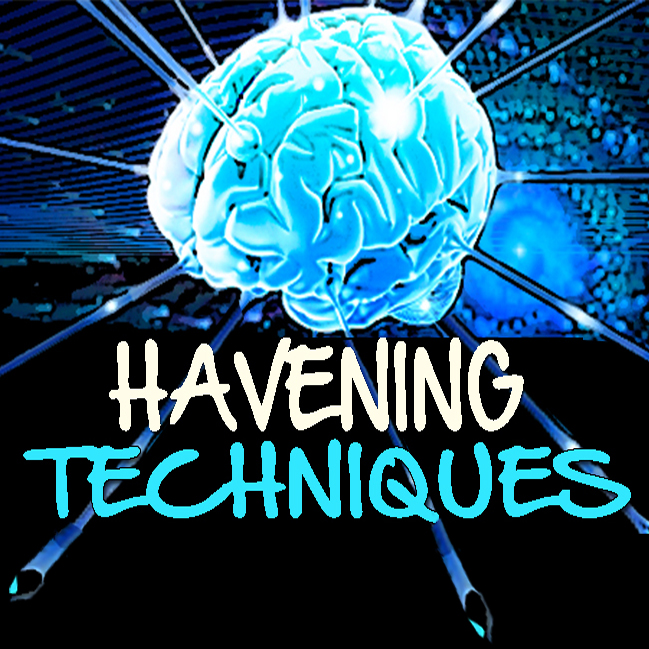 Havening Techniques are designed to calm and center the nervous system after a stressful or traumatic event.