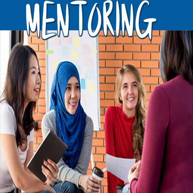 Mentoring is based on a long-term relationship focused on supporting the growth and development of the mentee on various levels.